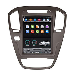 "[ PX6 six-core ] 10.4"" Vertical Screen Android 9 Fast boot Navi Radio for Buick Regal 2011 - 2013"