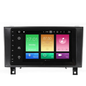 "9"" Octa-Core Android Navigation Radio for Mercedes-Benz SLK 2004 - 2012"