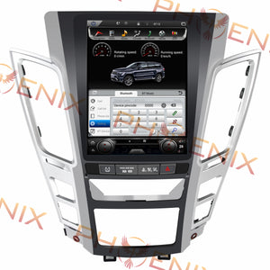 "[Pre-order] [ PX6 SIX-CORE ] 10.4"" ANDROID 9 Fast Boot Vertical Screen Navi Radio for Cadillac CTS 2008 - 2013 CTS-V 2009 - 2014"