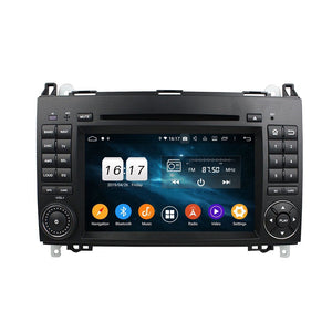 "7"" Octa-Core Android Navigation Radio for Mercedes-Benz A-class B-class Sprinter 2006 - 2012"