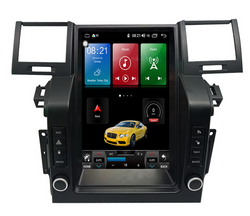 "12.1""  Octa-Core Android 10.0 Navigation Radio for Land Rover Range Rover Sport 2005 - 2009"