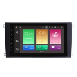 "8"" Octa-Core Android Navigation Radio for Porsche Cayenne 2003 - 2010"