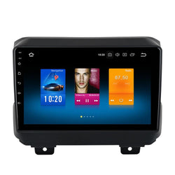 "[open box ] 9"" Octa-Core Android Navigation Radio for Jeep Wrangler 2018 - 2019"