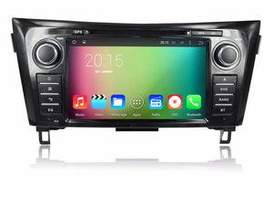 "8"" Octa-Core Android Navigation Radio for Nissan Rogue 2014 - 2017"