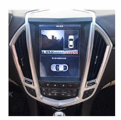 "[Open-Box] 10.4"" Vertical Screen Android Navi Radio for Cadillac SRX 2009 - 2012"