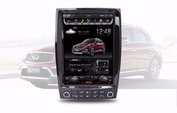 "12.1"" Vertical Screen Android Navi Radio for Infiniti QX50 EX35 EX37 2014 - 2017"