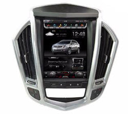 "[PX6 SIX-CORE] 10.4"" ANDROID 8.1 VERTICAL SCREEN Navi Radio for Cadillac SRX 2010 - 2012"