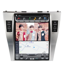 "[ PX6 six-core ] 10.4"" Vertical Screen Android 9 Fast Boot Navigation Radio for Toyota Camry 2006 - 2012"