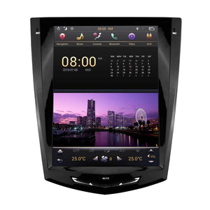 "[Open Box][PX6 SIX-CORE]10.4"" Android 9 fast boot Vertical Screen Navi Radio for Cadillac ATS CTS XTS SRX Escalade 2014 - 2019"