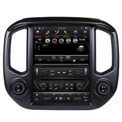 "[PX6 SIX-CORE]12.1"" Android 8.1 Vertical Screen Navigation Radio for Chevrolet Colorado GMC Canyon 2015 - 2018"