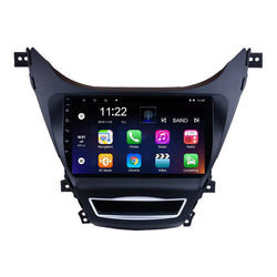 "9"" Octa-Core Android Navigation Radio for Hyundai Elantra 2014 - 2016"