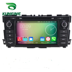 "8"" Octa-Core Android 6.0 Car DVD GPS Navigation Multimedia Player Car Stereo Head Unit in-dash Receiver for Nissan Teana Altima 2013 2014 2015 2016 2017"