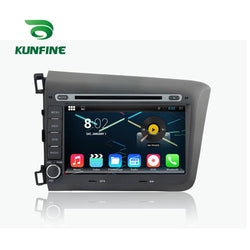 "8"" Octa-Core Android Navigation Radio for Honda Civic 2012 MirrorLink Wifi Bluetooth"