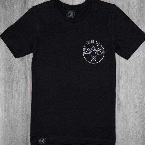 Chakana T-Shirt - Black