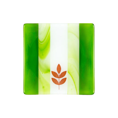 Fused Glass Dipping Plate