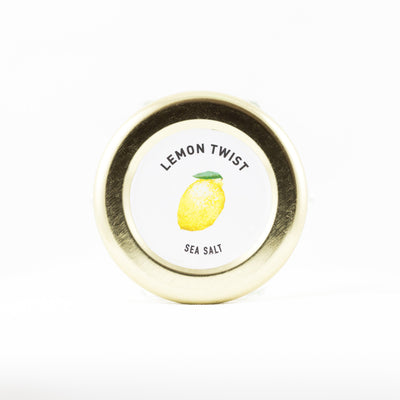 Lemon Twist Sea Salt
