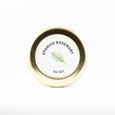 Spanish Rosemary Sea Salt