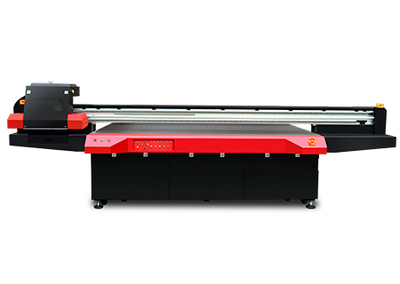 BesJet 8'x4' UV Flatbed Printer1