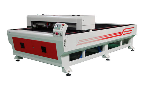 Bescutter Workforce 100 5'x10' CO2 Laser Cutter Engraver 100/150W - Rose Graphix, Lasers, rosegraphix