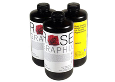 Premium Flex-R5 UV Curable Pigmented Inks 1 Liter Bottle