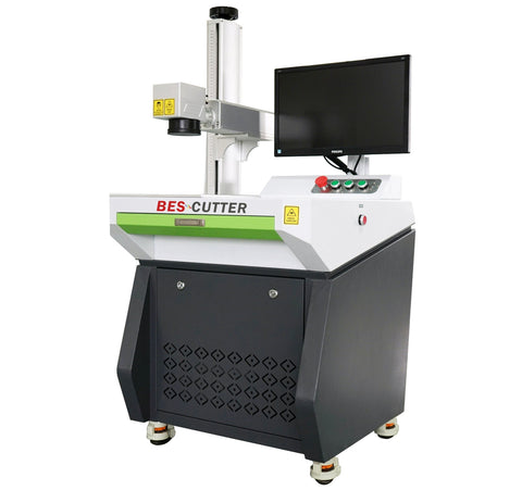 Galvo Fiber Laser Marking Machine with 20W-30W - Rose Graphix, Lasers, rosegraphix