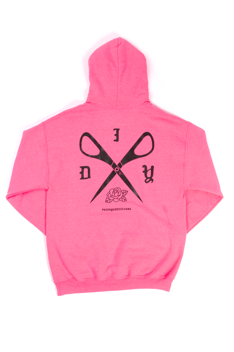 Signature Gloss Scissors Hoodie