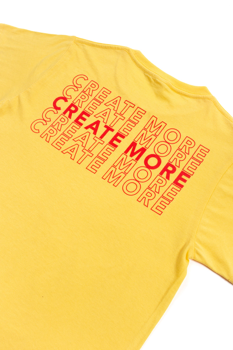 CREATE MORE T-SHIRT