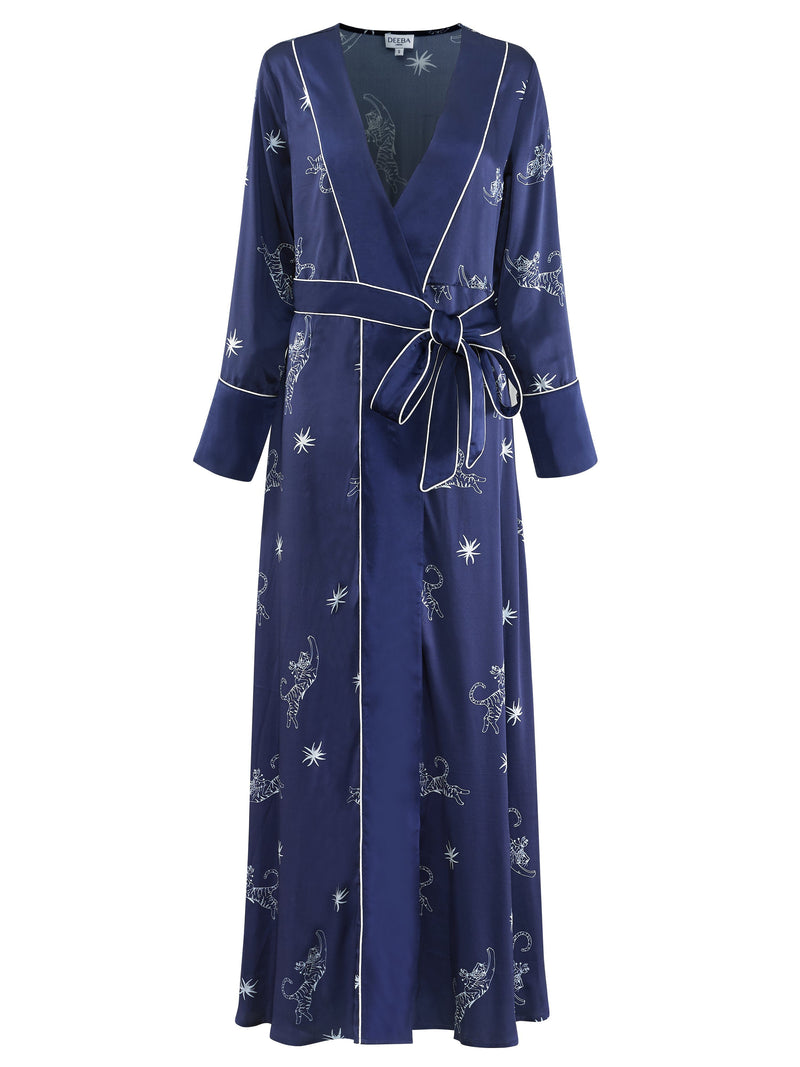 MICAH RANI WRAP DRESS Wrap dress Deeba London