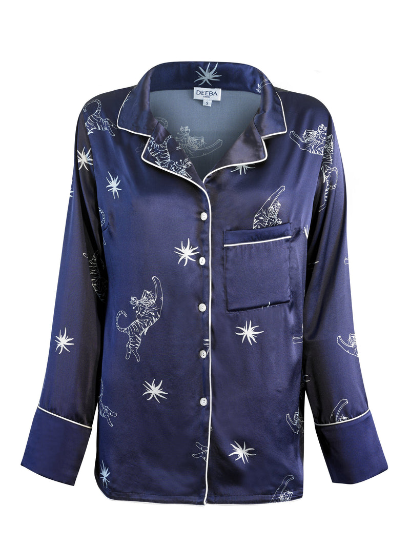 MICAH WILMA SHIRT Shirt Deeba London