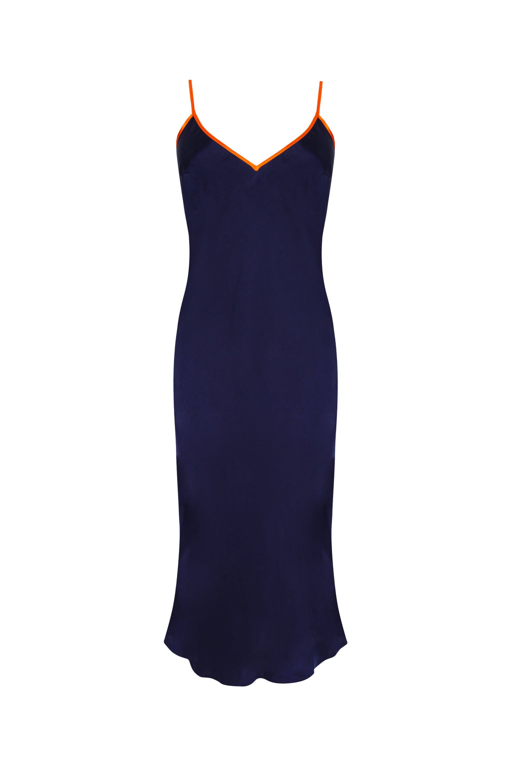 Midnight Sienna slip dress Slip Dress Deeba London