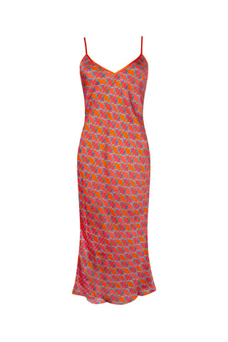 Micah Rani wrap dress