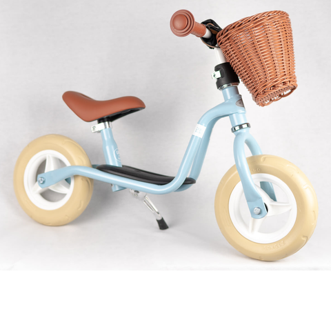 PUKY LRM Classic Learner Balance Bike - Retro Blue (UK Special)