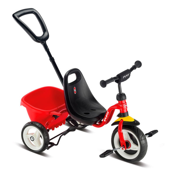 PUKY ceety Tricycle - Red