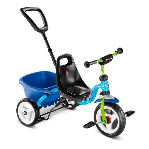 PUKY ceety Tricycle - Blue Kiwi