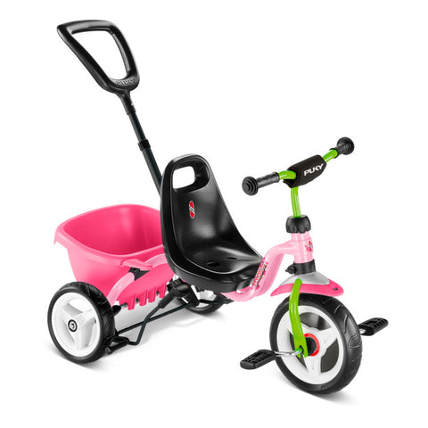 PUKY ceety Tricycle - Rose Kiwi