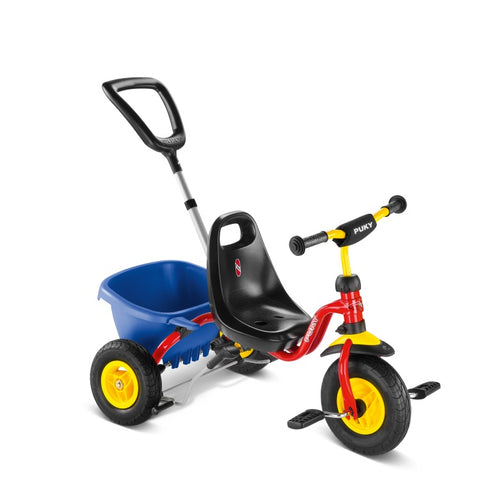 PUKY CAT 1L Tricycle - Red