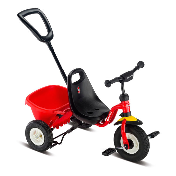 PUKY ceety Air Tricycle - Red