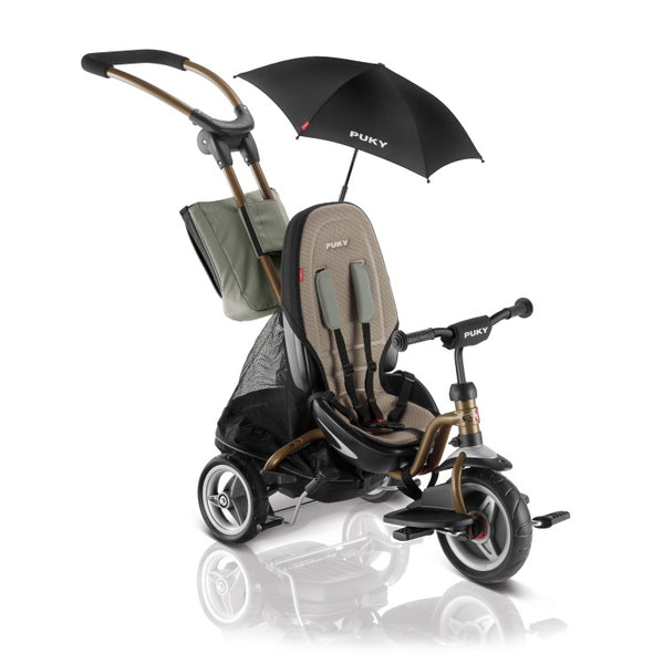 PUKY ceety CAT S6 Tricycle Bronze