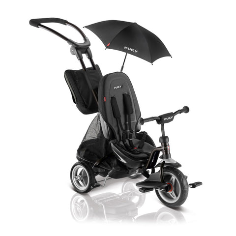 PUKY ceety CAT S6 Tricycle Black