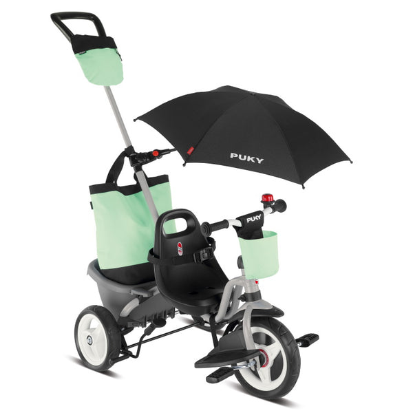 PUKY ceety Comfort Tricycle - Grey