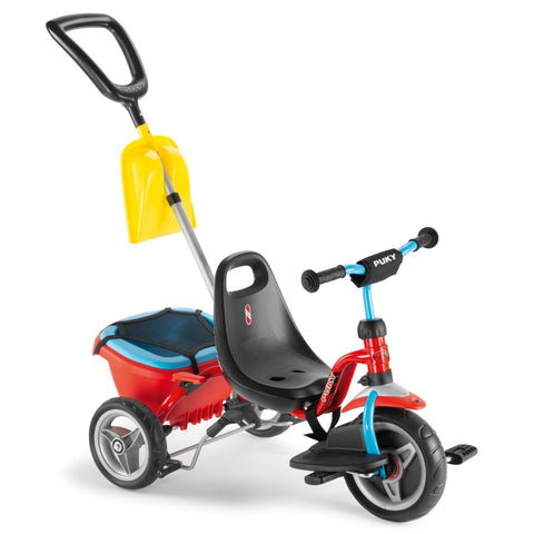 PUKY CAT 1SP Tricycle - Red Blue