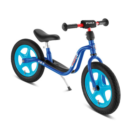 PUKY LR 1L Learner Balance Bike - Football Blue