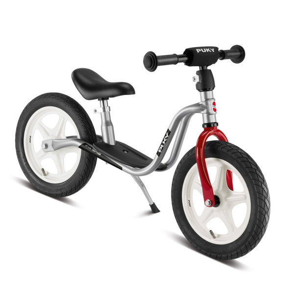 PUKY LR 1L Learner Balance Bike - Silver Red