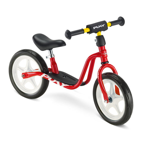 PUKY LR 1 Learner Balance Bike EVA - Red