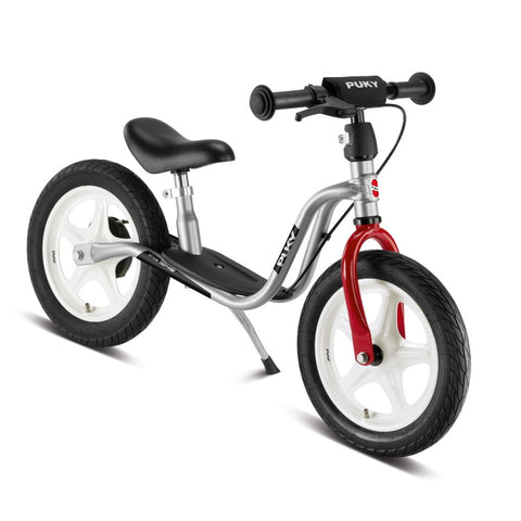 PUKY LR 1L Br Learner Balance Bike - Silver Red