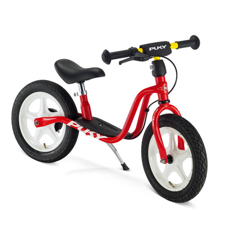 PUKY LR 1L Br Learner Balance Bike - Red White