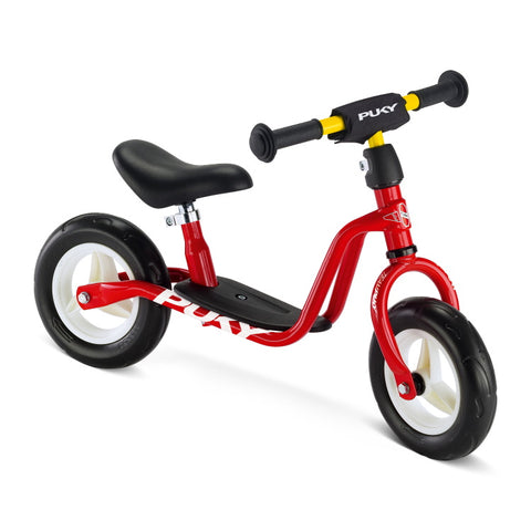 PUKY LRM Learner Balance Bike - Red