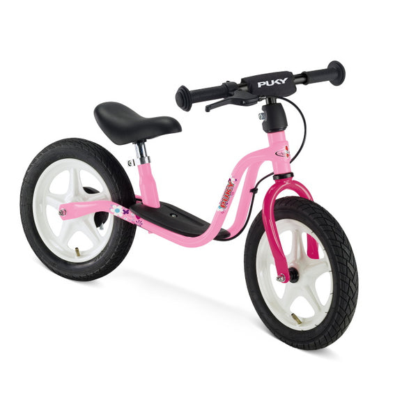 PUKY LR 1L Br Learner Balance Bike - Rose Pink