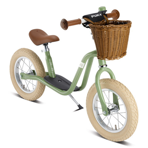 PUKY LR XL Classic Learner Balance Bike - Retro Green