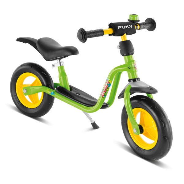 PUKY LRM Plus Learner Balance Bike - Kiwi Green